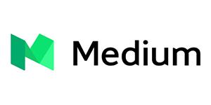 Medium,LOGO,探码科技