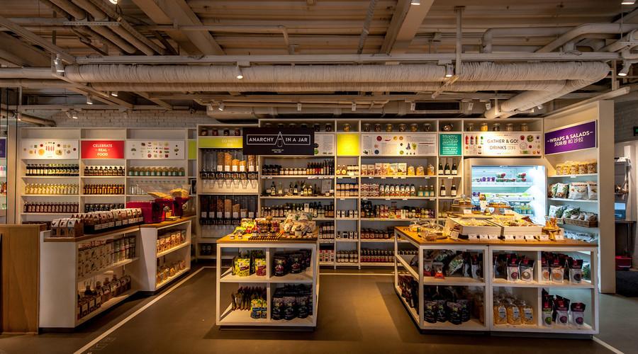 无人超市开启新零售的新模式,大数据助传统零售一臂之