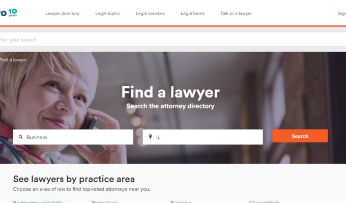 美国一家市值6.5亿的律师行业数据采集服务是由成都本地一家公司独立完成